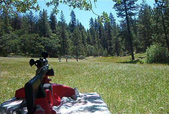 Gun Shooting Range
